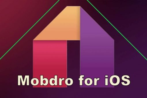 Is it possible to install mobdro for iPhone(X, 8,7,6,5s)?
